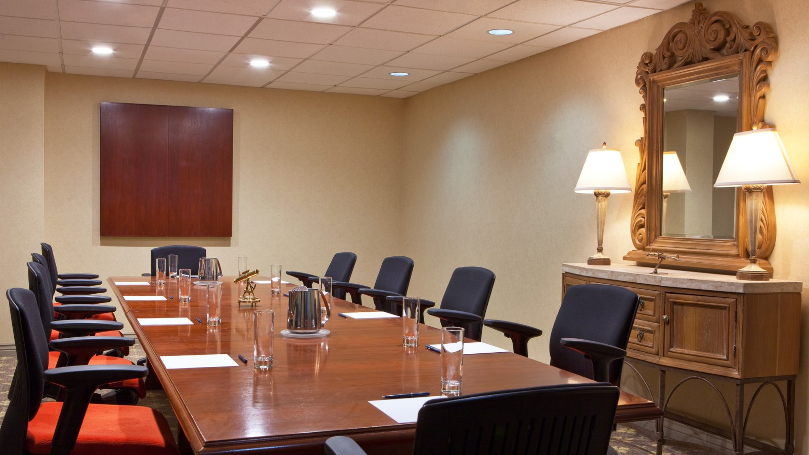 Event Venues in Phoenix  - Boardroom