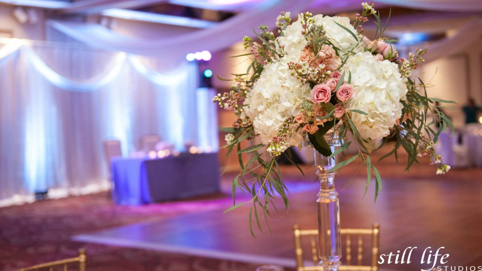 Wedding Venue in Phoenix - Centerpieces