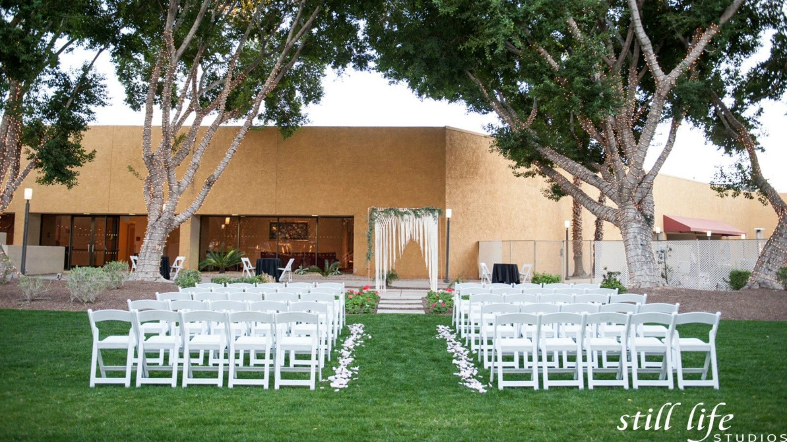 Wedding Venue in Phoenix - Courtyard Space
