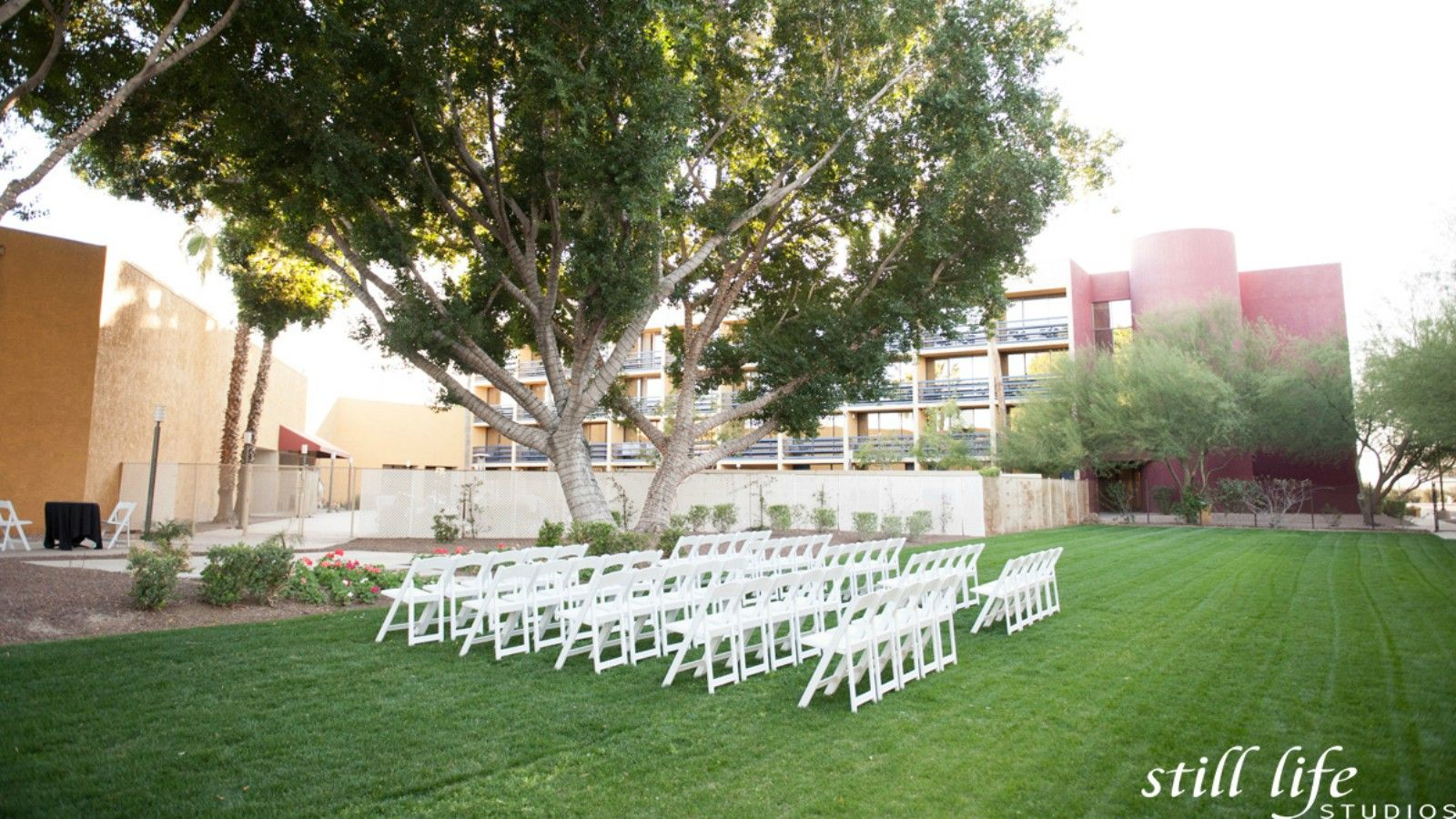 Wedding Venue in Phoenix - Outdoor Seating