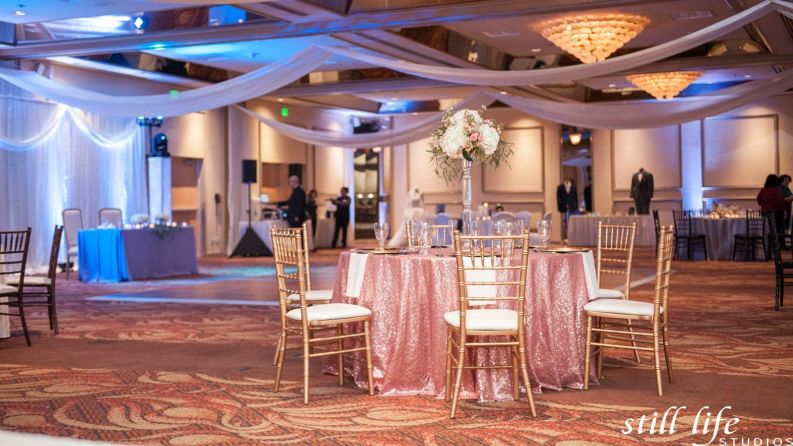 Wedding Venue in Phoenix - Banquet Space